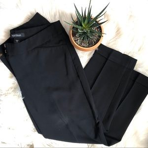 White House Black Market Crop Pants